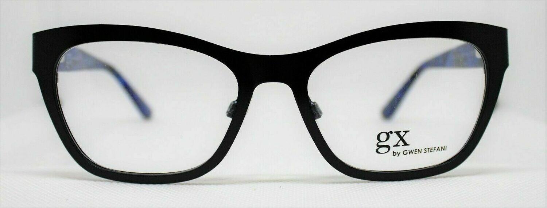 New with tag GX031 Gwen Stefani eyeglass frames Navy 52-17-140 Last one gx line
