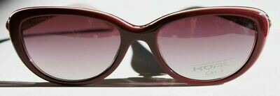 Koali 77294k Ladies Full-rim Gradient Lenses Sunglasses Made in France Designer