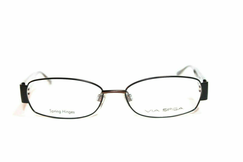 Via Spiga eyeglass frames Model Favaro Eyewear new by Zyloware