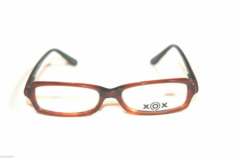 AUTHENTIC AND NEW XOX 226 eyeglasses eyewear Tortoise Black