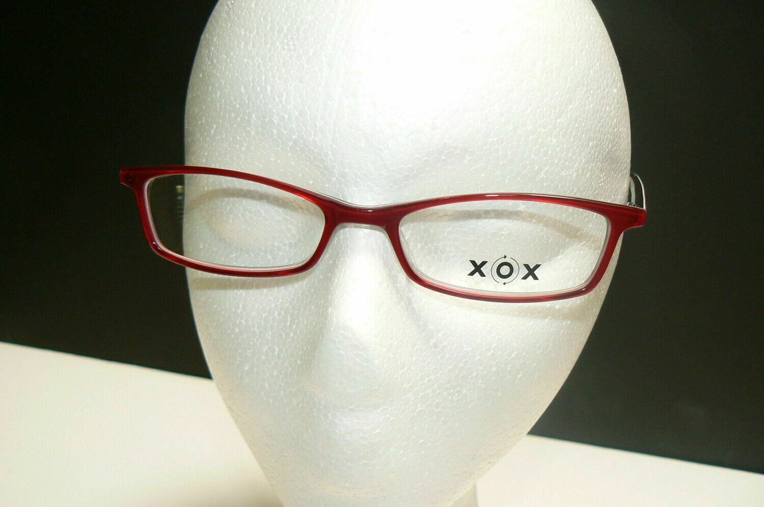 AUTHENTIC AND NEW XOX XV-219 IN RED 53-17-140