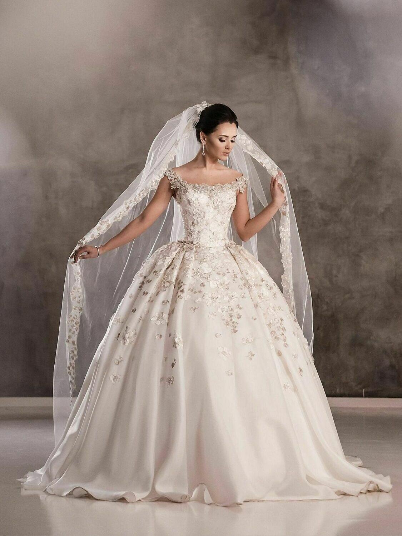 Свадебное платье CHAMOMILE