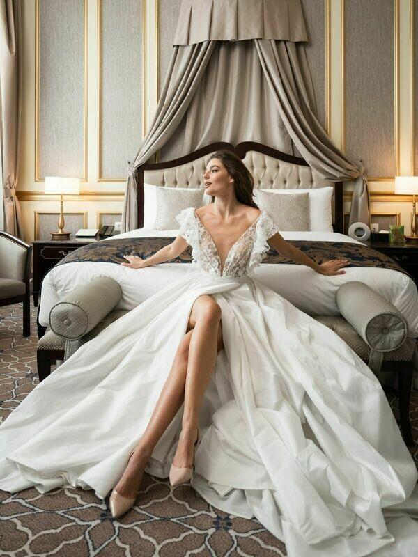 Свадебное платье LEELOO