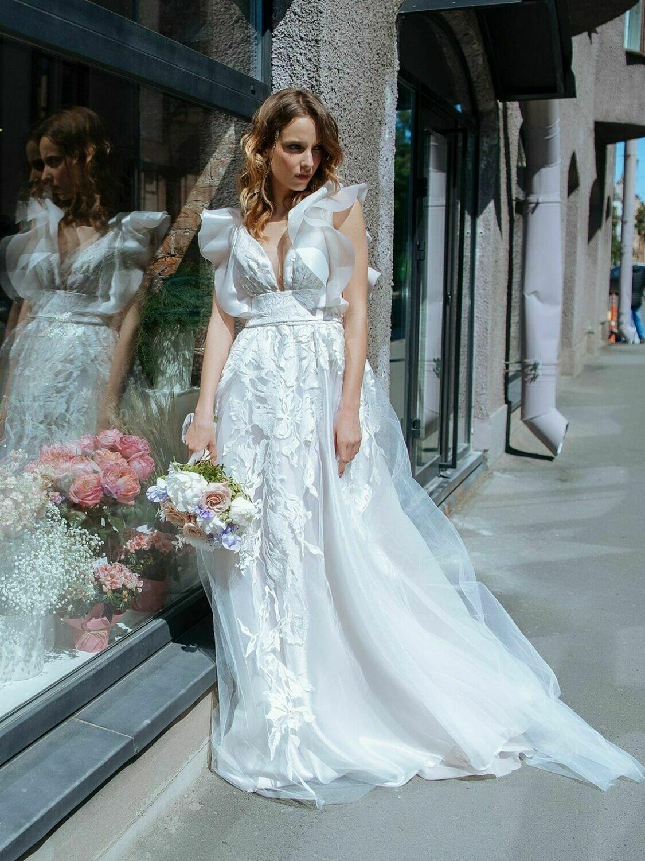 Свадебное платье ULIANA