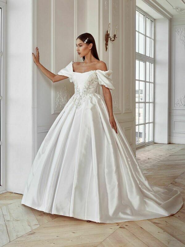 Свадебное платье BARBIE
