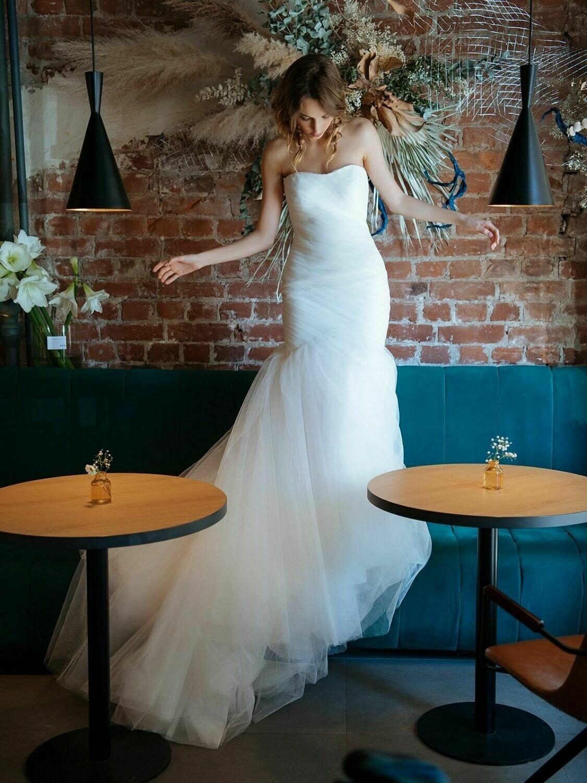 Свадебное платье ELVIRA