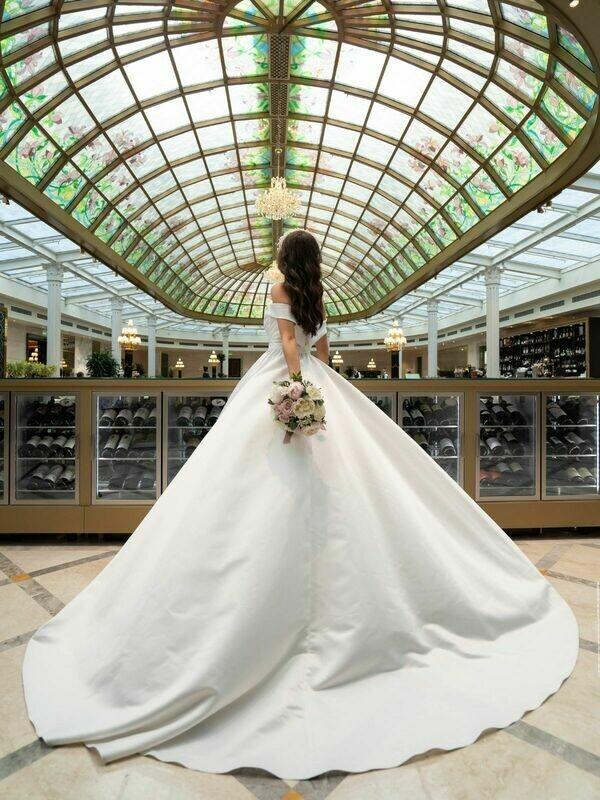 Свадебное платье MARTHA