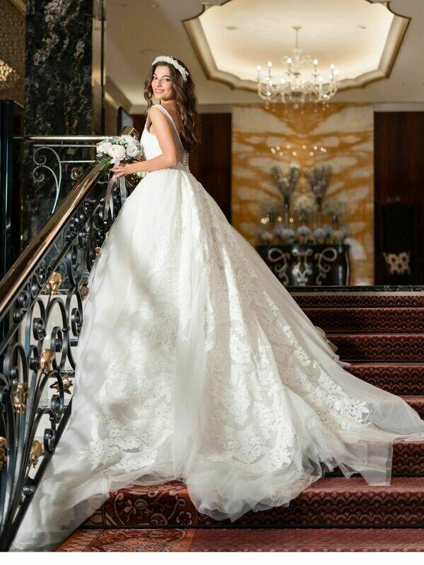 Свадебное платье SCARLETT