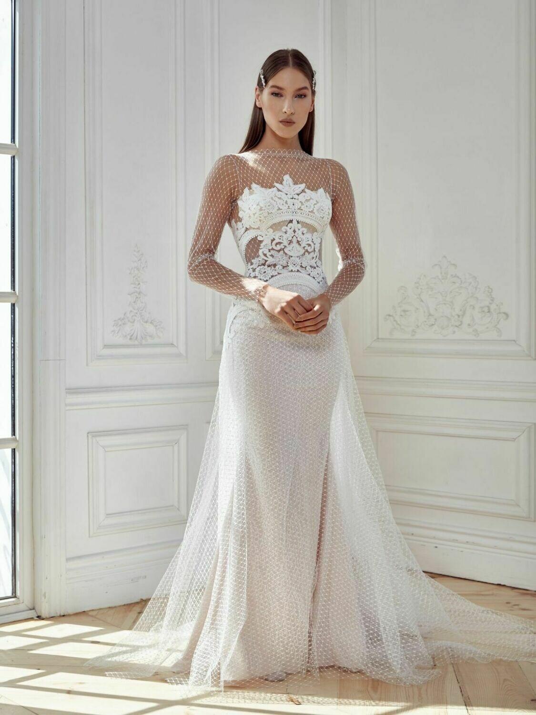 Свадебное платье CLAIRE
