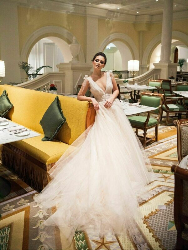 Свадебное платье ROSALINA