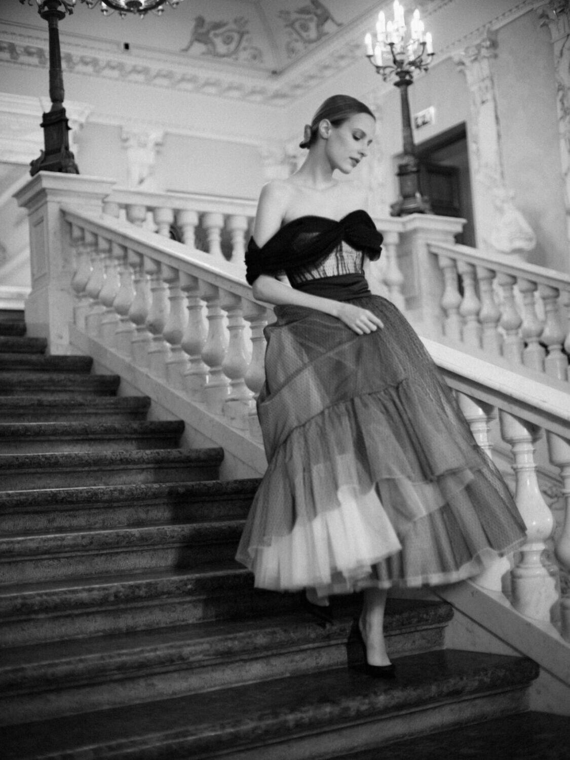 Свадебное платье ELLISE