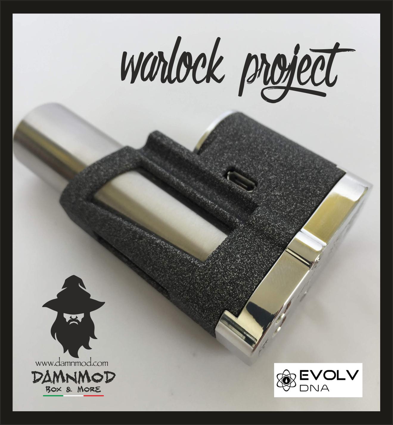 "WARLOCK PROJECT ""ELITE EDITION"" EVOLV DNA60 - ALUMIDE"