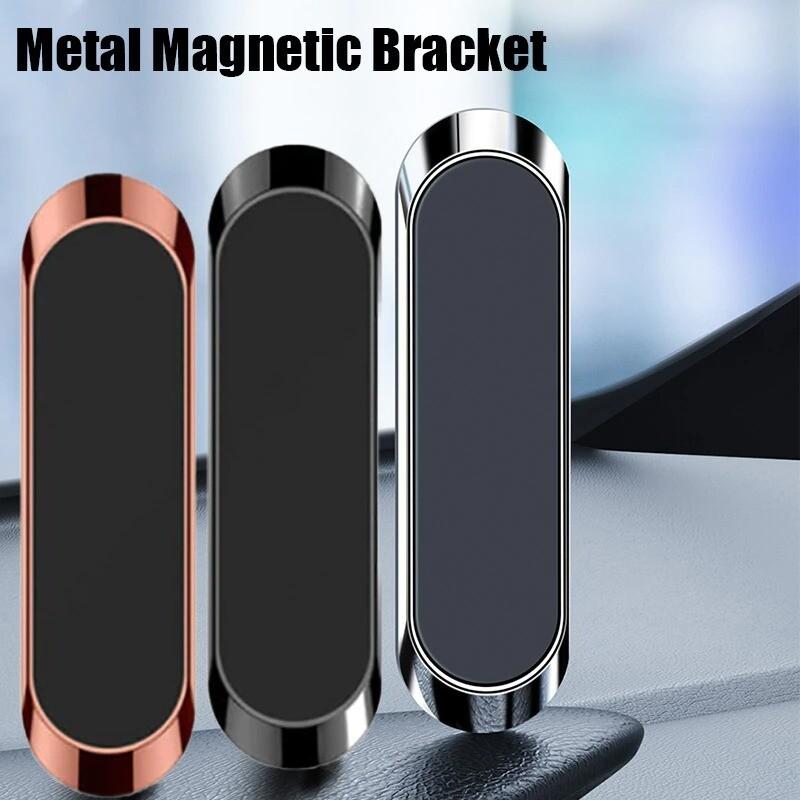 Magnetische Telefonhalterung Silber