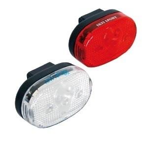Ikzi Light Set voor- & achterlicht
