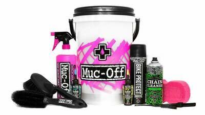 Muc-Off Dirt Bucket Kit met filter