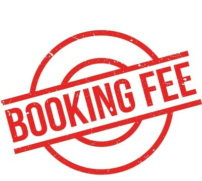 Booking Fee (Non-Refundable)