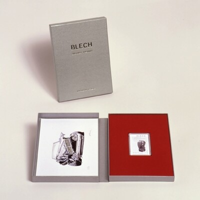 Boscher Theodor Box of inkjet print and card game