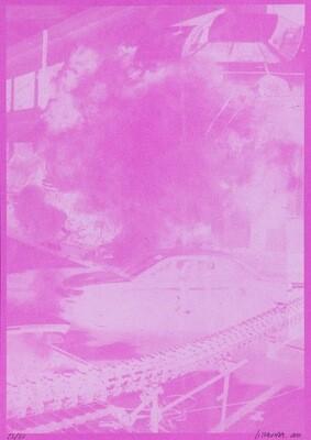 Boscher Theodor Silkscreen print