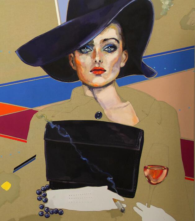 Martha Parsey 'Cutting Edge'