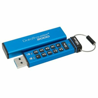 Sicherungs USB 16GB / 3.0 mit PIN Eingabe