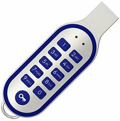Sicherungs USB 16GB / 2.0 mit PIN Eingabe