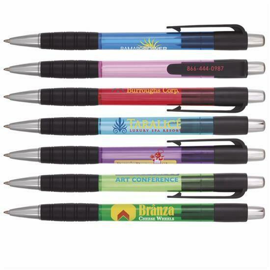 Bic Good Value Black Trim Element Pen