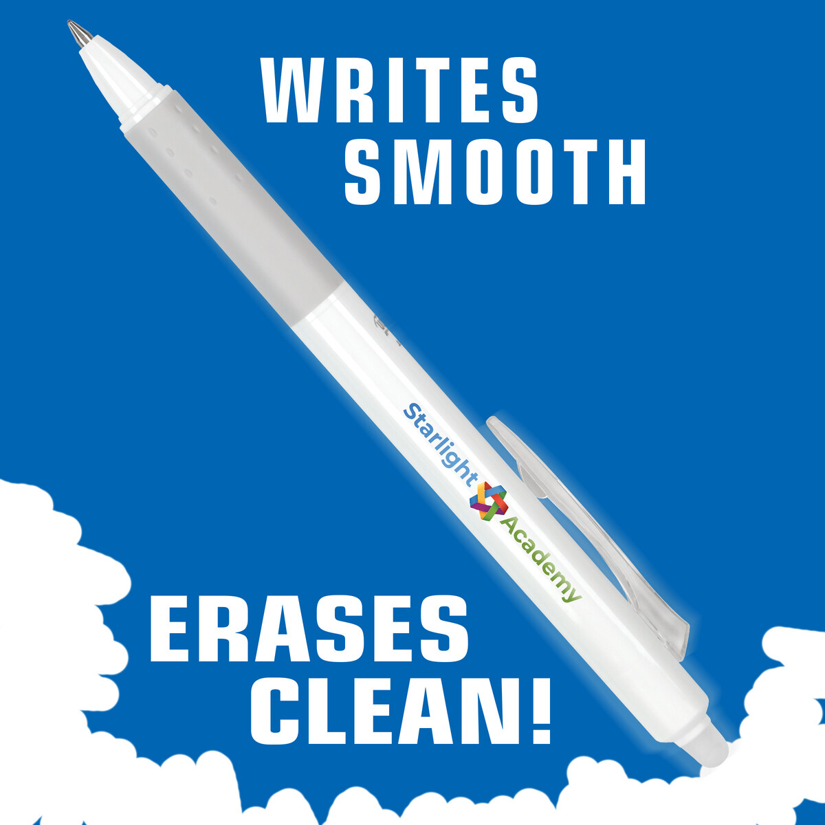 Pilot FriXion® Ball Clicker Erasable Gel Ink Pen (0.7mm)