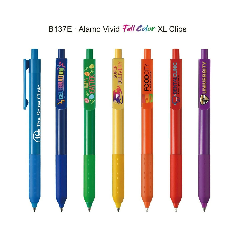 RiteLine Alamo Vivid Pen with Full Color XL Clips
