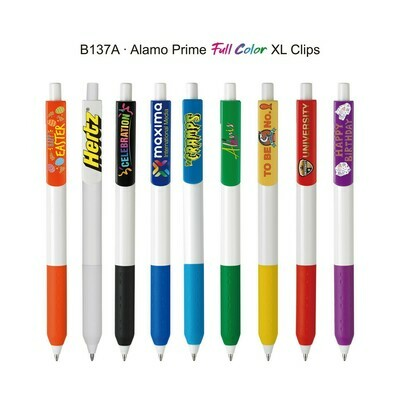 RiteLine Alamo Prime Pen with Full Color XL Clips