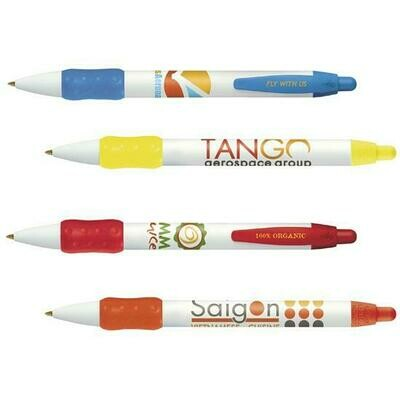 BIC WideBody Color Grip Pen