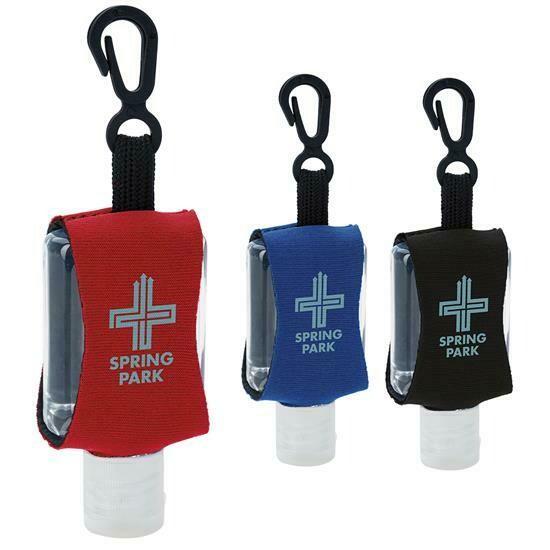 Custom Hand Sanitizer With Lesh