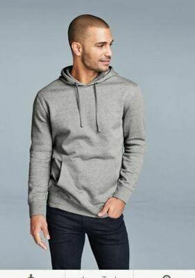 Custom District Thread Fleece Hoodie | The Pen Guy