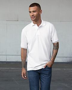 Jerzees Adult 5.6 oz. SpotShield™ Jersey Polo
