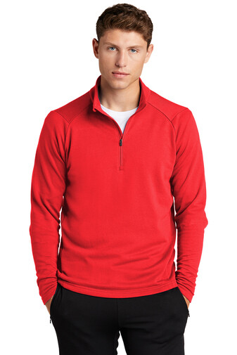 Sport-Tek® Lightweight French Terry 1/4-Zip Pullover