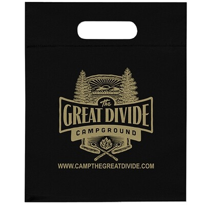 Die Cut Handle Bag 9½ x 12
