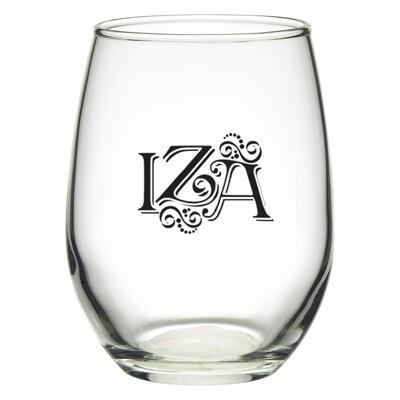 Custom 9 OZ. WINE GLASS