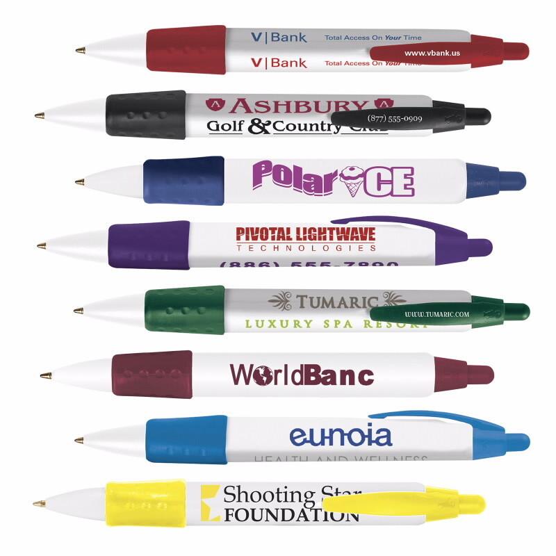 BIC® Tri-Stic® WideBody® Grip Pen