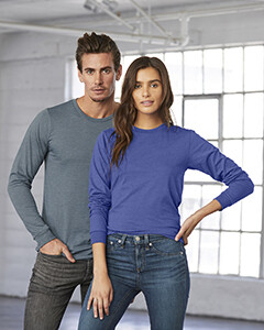 Bella + Canvas Unisex Jersey Long-Sleeve T-Shirt