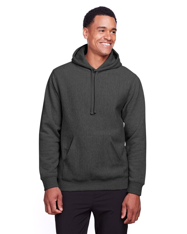 Team 365 Adult Zone HydroSport™ Heavyweight Pullover Hooded Sweatshirt