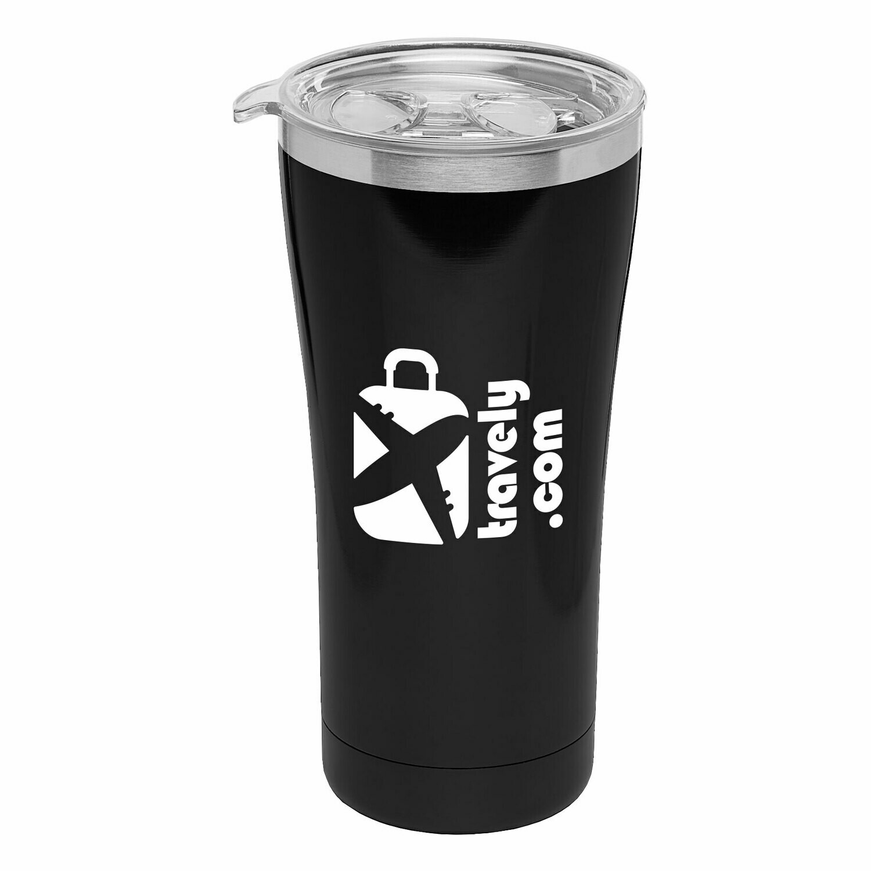 Yukon - 22 oz. Double-Wall Stainless Travel Mug