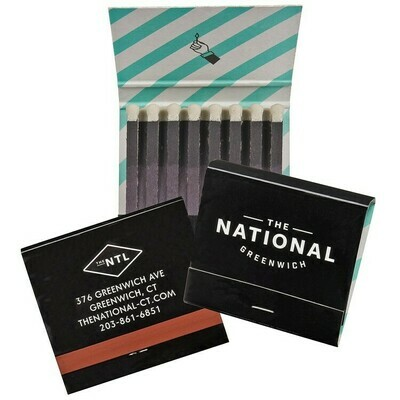 Specialty 15-Stem Matchbook