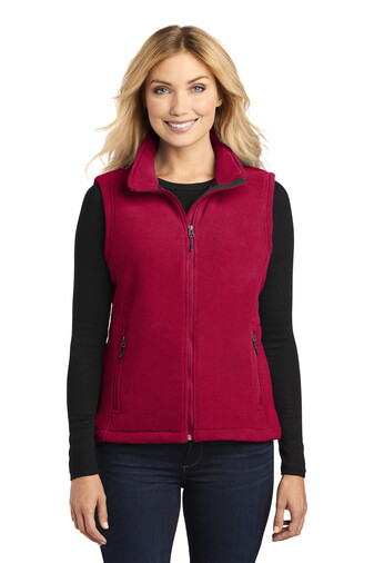 Port Authority® Value Fleece Vest Ladies