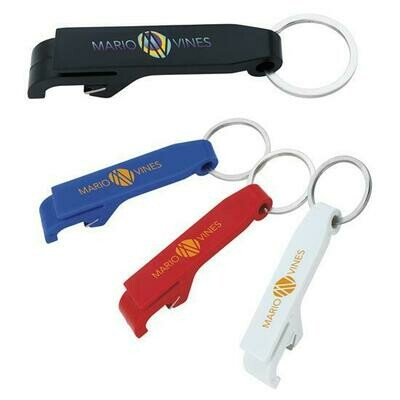 Custom Bottle Opener Key Chain | Gary Austin Advertising