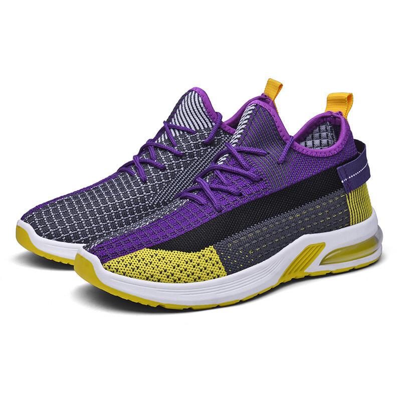 Flyknit Upper/Most Popular Maroon/Lightest/Basketball/Shoes Sport/unisex/gym/fashion/luxury/