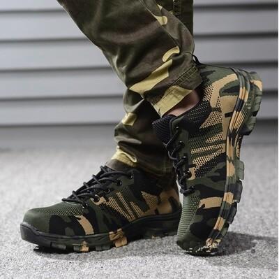 Steel Toe Shoes/Cap D'acier/ Bottom Protection/ work shoes/chaussures de travail/Puncture Proof
