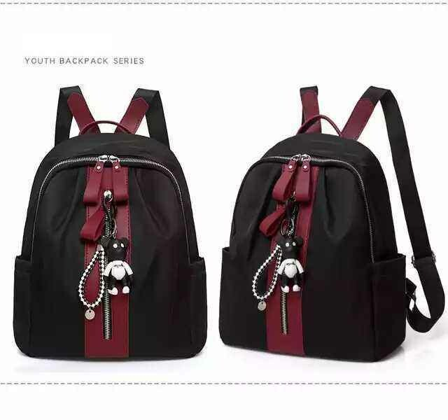 Lady backpack/chest bag/sac