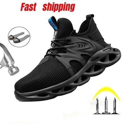 Safety Shoes/Men/Steel Toe/Work/Sneakers/anti-puncture/Chaussures de sécurité / Hommes / Steel Toe / Work / Sneakers / anti-crevaison /