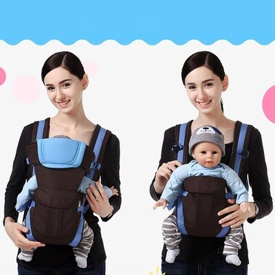 Travel universal ergonomic infant toddler hipseat sling wrap child babies carrier all seasons
