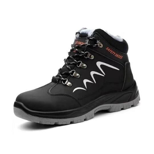 safety shoes/ winter/ light/ metal toe/ steel toe