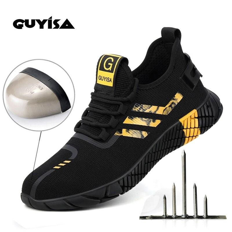 Safety Toe / Cap d'acier/ steel toe cap safety shoes industrial work shoes